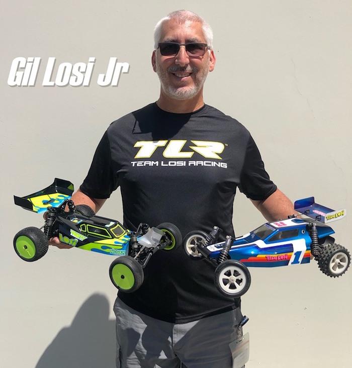 Gil Losi Jr.
