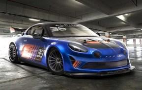 Kyosho: Fazer Mk2 Alpine GT4 ReadySet