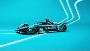 LEGO Speed Champions: Formula E Panasonic Jaguar Racing GEN 2 & Jaguar I-PACE eTROPHY