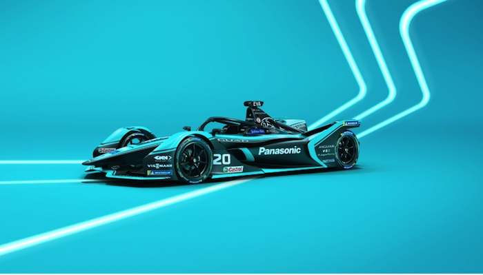 LEGO Speed Champions: Formula E Panasonic Jaguar Racing GEN 2 & Jaguar I-PACE eTROPHY