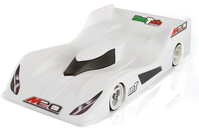 Mon-Tech: M20 1/12th scale pan car body