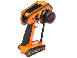 Spektrum DX5 Rugged TX Orange 5-channel transmitter