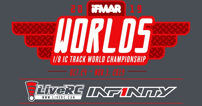 2019 IFMAR 1/8 IC Track World Championship: Live coverage