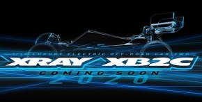XRAY: XB2C 2020 Racing Buggy - Coming soon