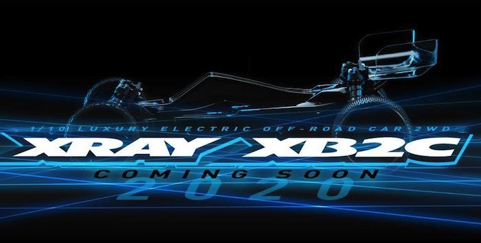 XRAY: XB2C 2020 Racing Buggy - Coming soon