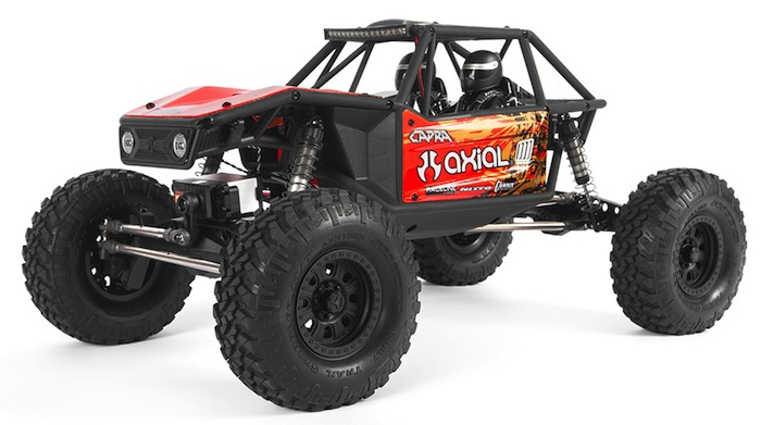 Axial Capra 1.9 Unlimited Trail Buggy RTR LED
