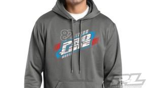 ProLine: Energy Dark Smoke Gray Hoodie Sweatshirt