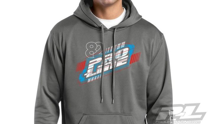 Pro-Line Energy Dark Smoke Gray Hoodie Sweatshirt