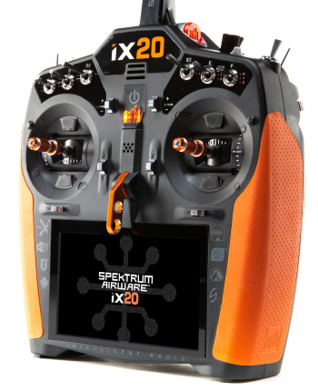 Spektrum: iX20 20-Channel Smart Transmitter