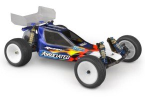 JConcepts: Associated RC10B3 Kit Body Re-Release