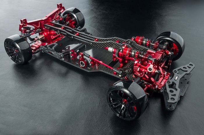 MST: FXX 2.0 KMW ARR Drift Chassis - Video
