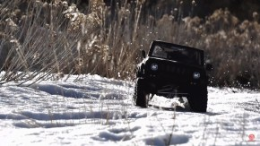 Redcat: Scout II GEN8 Scout II AXE Edition - Thrashing Through The Snow video