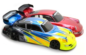 Exotek: Stuttgart 225mm Body Shell  Touring Car