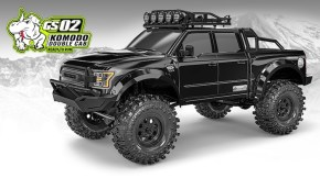 Gmade: GS02 KOMODO Double cab TS RTR