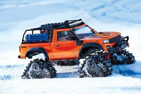Traxxas: TRX4 Traxx Deep-Terrain Treads - VIDEO