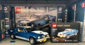 LEGO: NIGHT MODE Light kit boxes at the LEGO World 2020!
