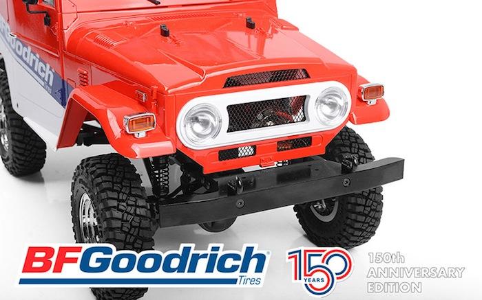 rc4wd BFGoodrich 150 truck
