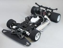 Mugen Seiki: MRX6X 1/8 Nitro On-Road racing car