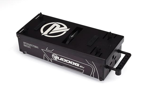 RUDDOG: 1/8th Nitro Off-road starter box