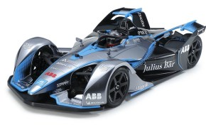 Tamiya: Formula E GEN2 Car TC01 - Video