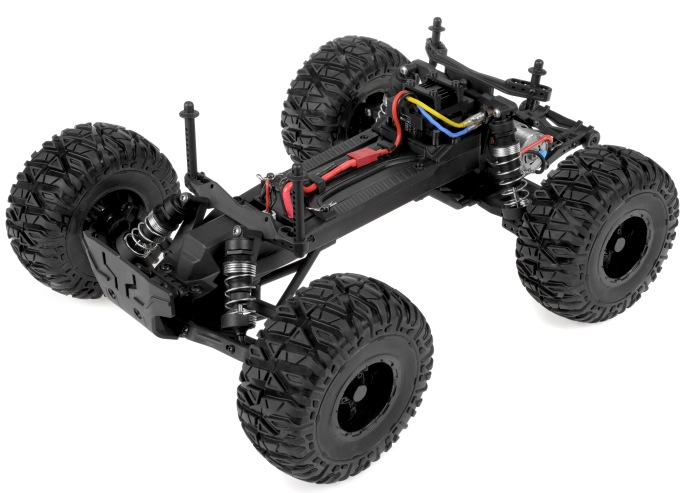 Team Corally: Triton SP 2WD Monster Truck