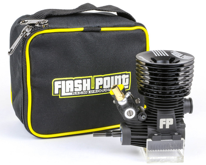 Flash Point: FP02 competition nitro engine