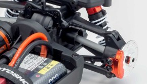 KYOSHO: Fazer Mk2 Option Parts - Video