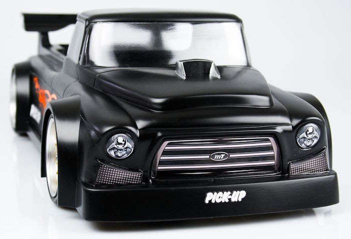 Mon-Tech Racing: 190mm Pick-Up body for 190mm Touring Cars