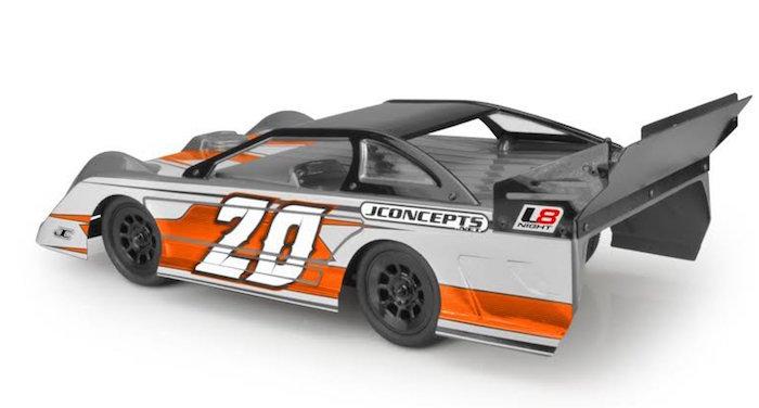 JConcepts: L8D Decked Lightweight Late Model Body
