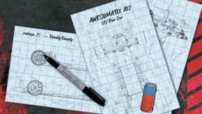 Awesomatix: A12 1/12th scale pan car coming soon
