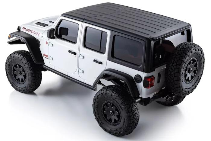 Kyosho: MiniZ 4×4 Jeep Wrangler Unlimited Rubicon