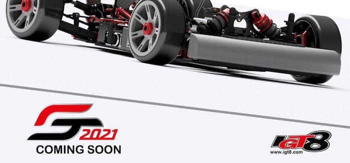 IGT8 Nitro GT 2021 teaser