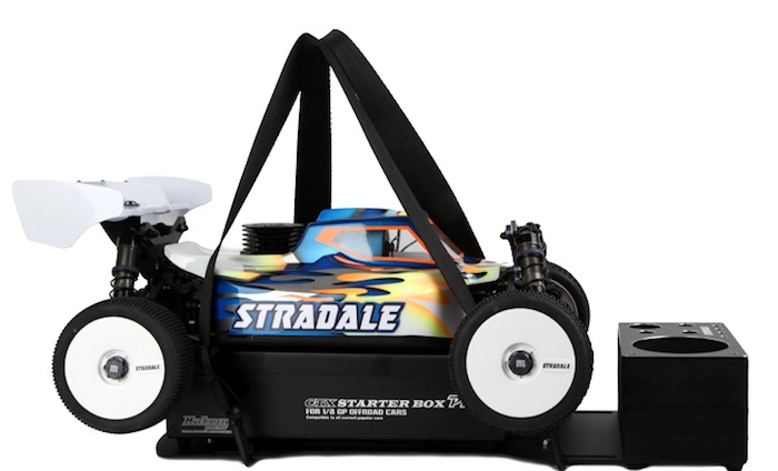 Stradale- Universal pit guy for 1:10 or 1:8 Nitro Chassis