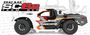 Team Associated: SC6.2 Short Course Team Kit
