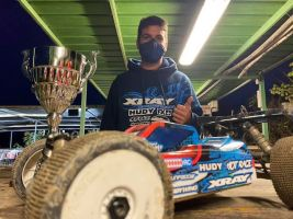 Marco Baruffolo is the 2020 Italian ebuggy Champion