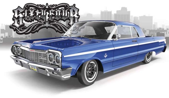 RC Lowriders 1964 Chevrolet Impala SS - Fully Functional Hopping Lowrider