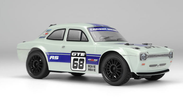 Carisma: GT24 RS - 4WD RTR Rally Car