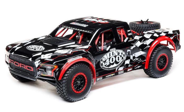 Losi: Ford Raptor Baja Rey - Mint 400 Limited Edition
