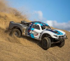 Losi: 5IVE-T 2.0 BND 1/5 Short Course Truck with Spektrum 6200A Rx