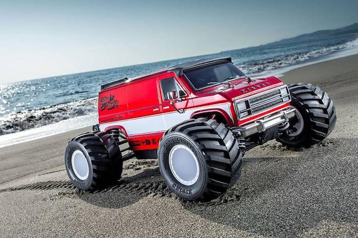 Kyosho: Fazer Mk2 Mad Van VE