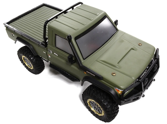 Integy LC10 Pro Edition RTR Scale Crawler 10