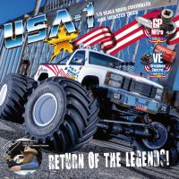 Kyosho: USA-1  - 1/8 scale 4WD Monster truck
