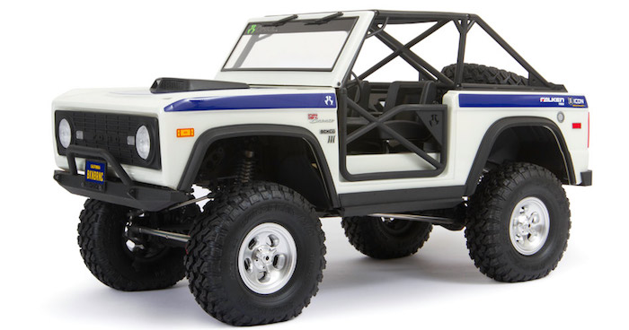 Axial Racing Early Ford Bronco SCX10 III RTR
