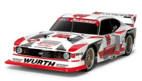 Tamiya: Ford Zakspeed Turbo Capri Würth / Re-Release