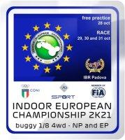 2021 European Indoor Championship - Buggy 1/8