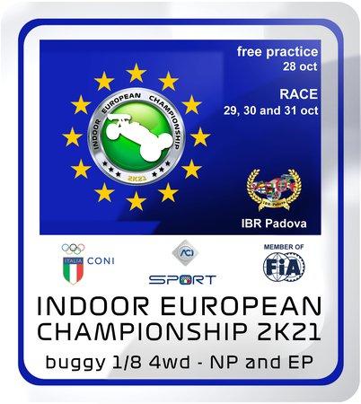 European Indoor Championship 2021