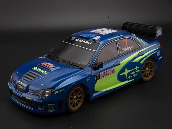 Killerbody: Subaru Impreza WRC 2007 Finished Body