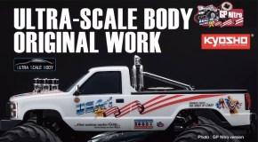 Kyosho: USA-1 Monster nitro truck video!