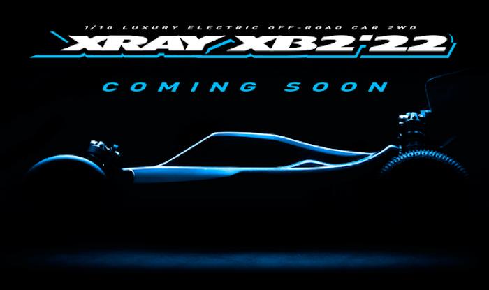 Xray XB2'22 1 10th 2WD buggy