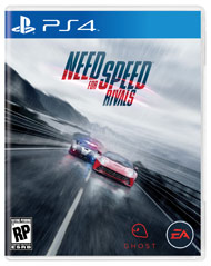NEED FOR SPEED RIVALS – PS4
